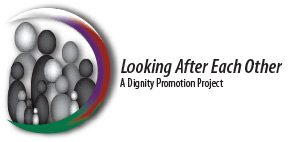 Looking After Each Other Project logo